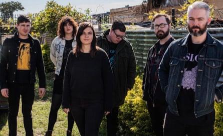 Brisbane band Deafcult