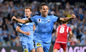 Bobo scored an extra time winner to secure the FFA Cup for Sydney FC.