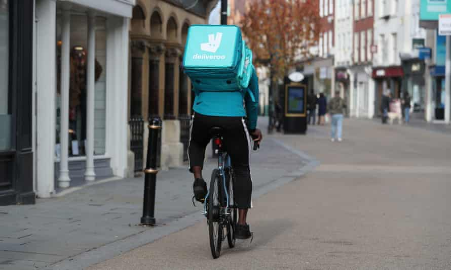 Deliveroo's founder, Will Shu, said the new funds would be used to improve the business for consumers, riders and restaurants.