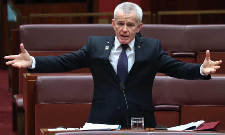 Malcolm Roberts in the Senate