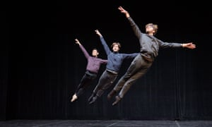 William Forsythe's Playlist by English National Ballet.