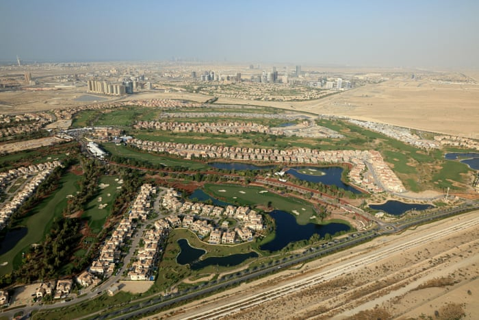 UAE banks on 'rainmakers' to secure future water supply