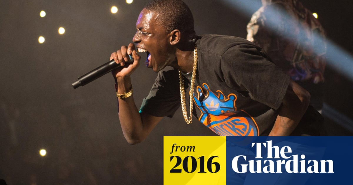 Rapper Bobby Shmurda agrees to seven-year plea deal on gang-related