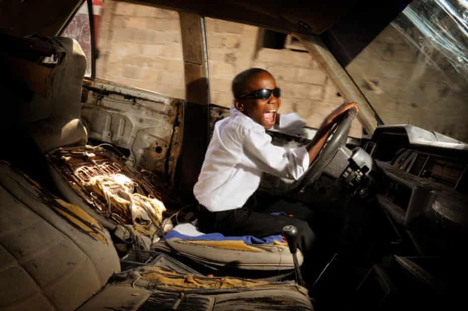 Blaise, 12, Haiti