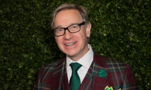 Paul Feig … 'Like it or not, London, you do Christmas amazingly well.'