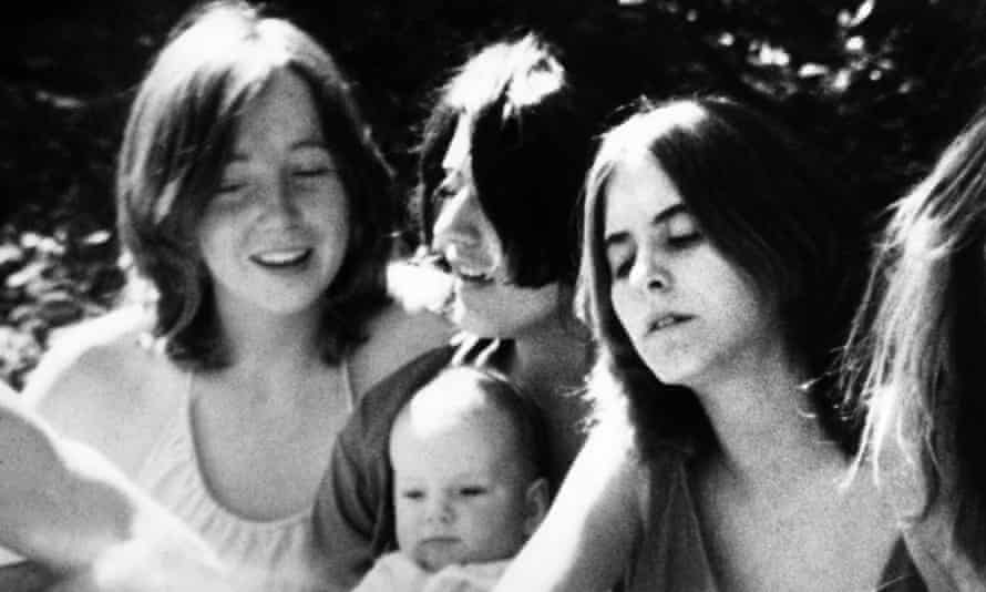 Intimate coercions … members of the Manson Family.