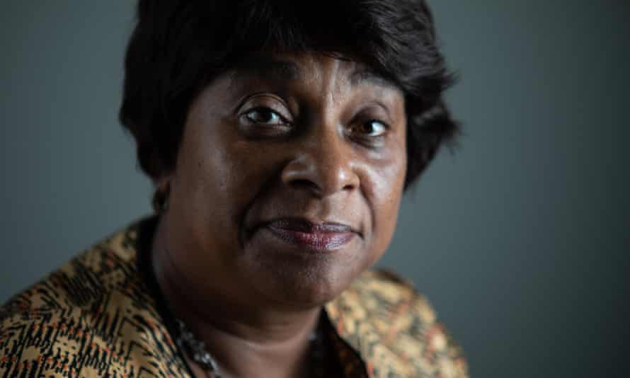 Doreen Lawrence said the new report sought to undermine and deny progress since her son Stephen's death.