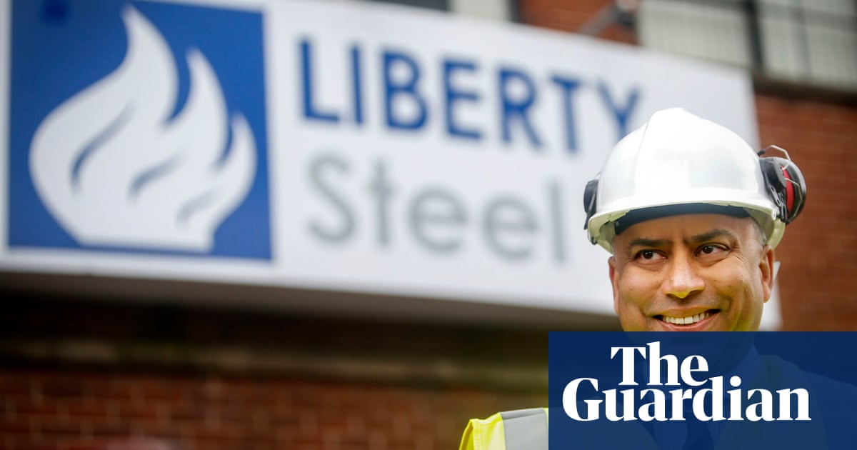 Sanjeev Gupta could face MPs' questions over Liberty Steel