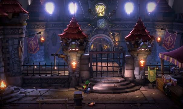 Nuevo Para Luigis Mansion Pirate Level Frank And Cloody