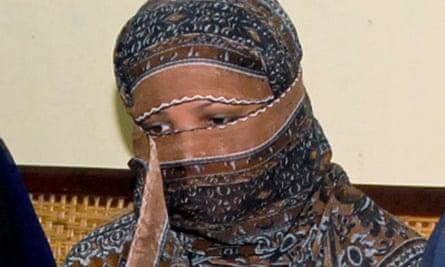 Asia Bibi in 2010.