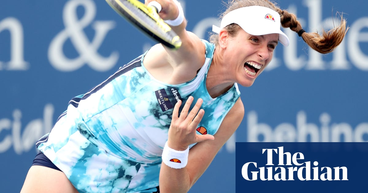 Johanna Konta withdraws from US Open hours before first-round match