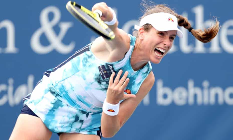 The British No 1 Johanna Konta could face a hefty drop in the world rankings after withdrawing before her US Open first-round match.
