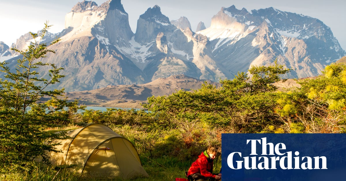 Camping around South America | Travel | The Guardian