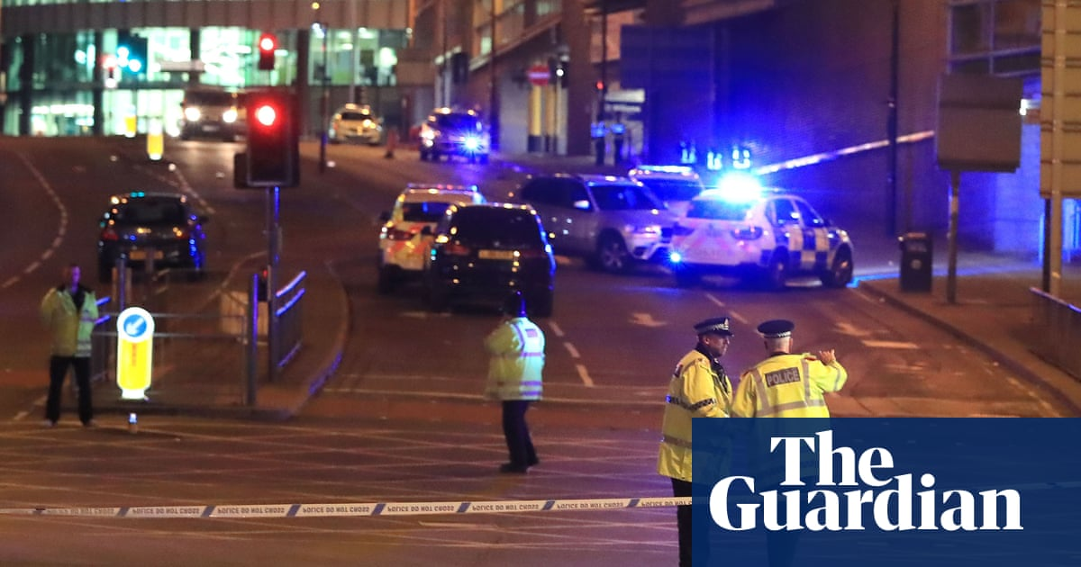 Man arrested by police investigating Manchester Arena terrorist attack