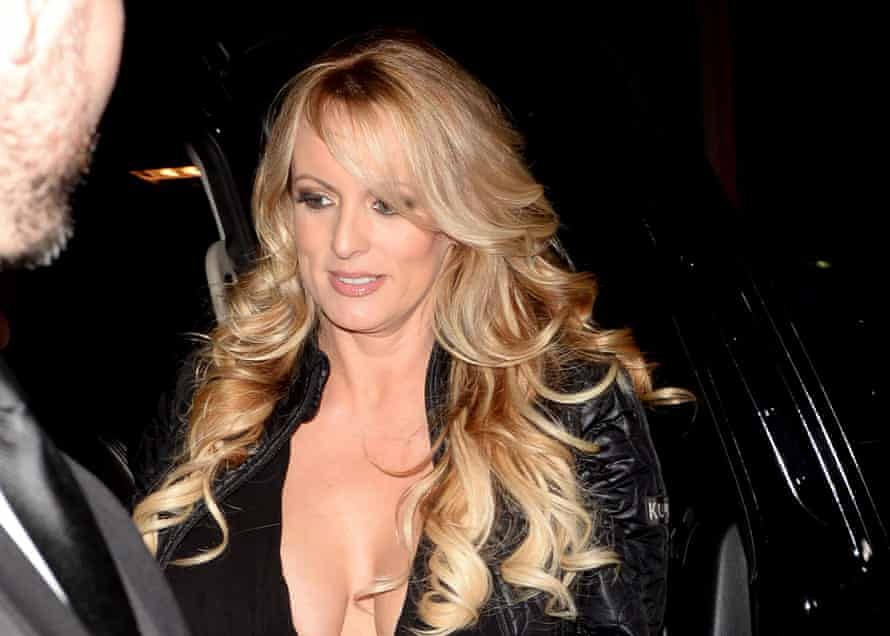 Stormy Daniels says she had a relationship with Trump that lasted from 2006 to 2007. Trump denies the relationship took place.