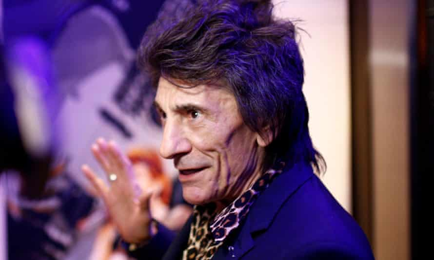 Ronnie Wood in 2019.