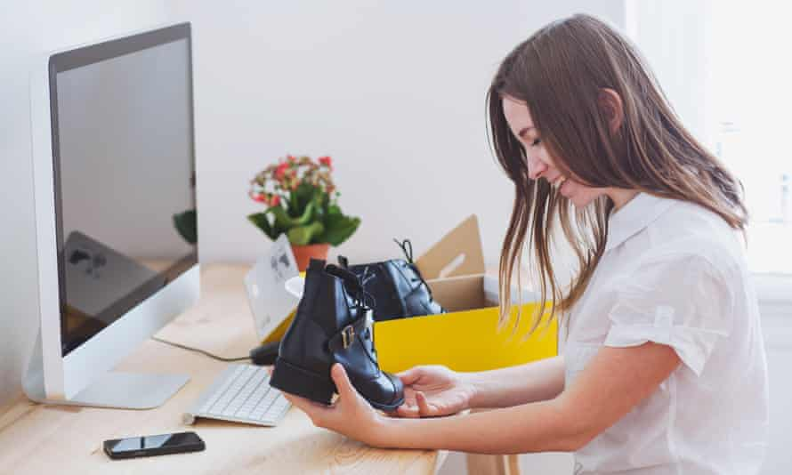 Is this what you were expecting? Online sales shopping needs careful planning.