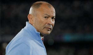 England's head cooach, Eddie Jones, will have talks with Bill Sweeney, the Rugby Football Union's chief executive, about his future.