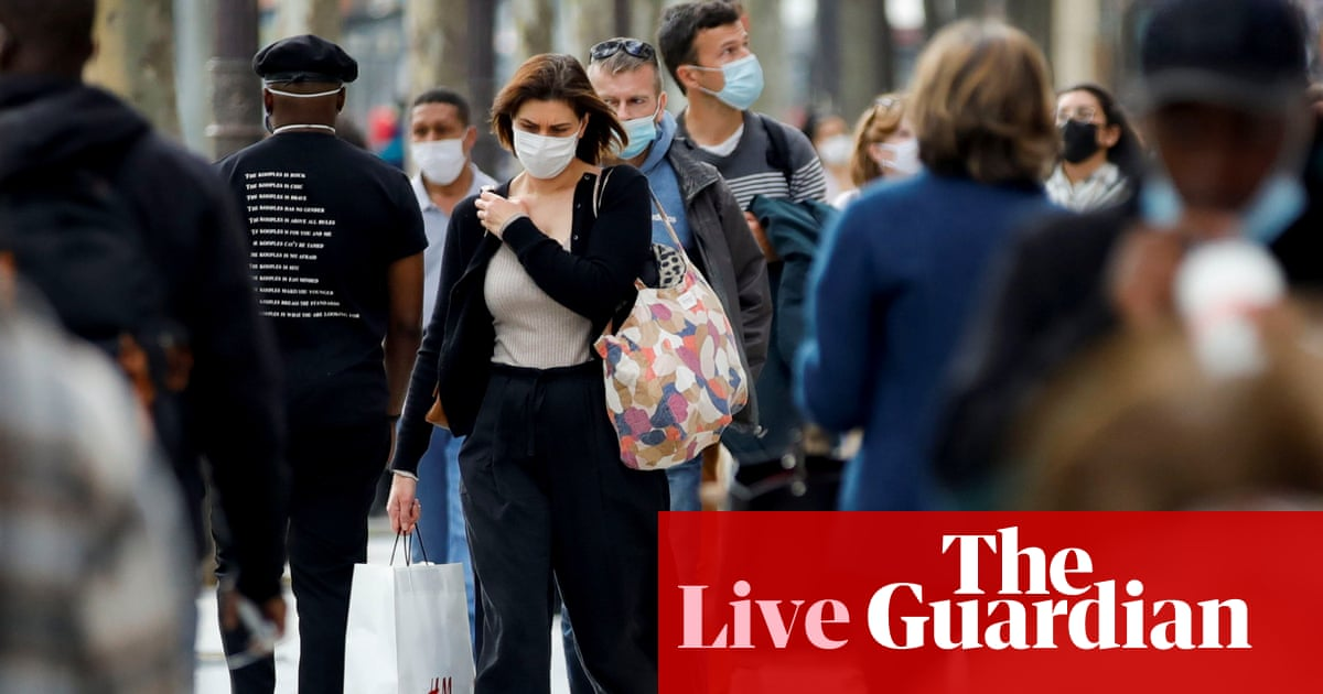 Coronavirus live news: France tightens travel from UK over India variant; Japan mulls tests for Olympics fans