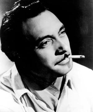 Django Reinhardt, a giant among men – and a serious smoker to boot.
