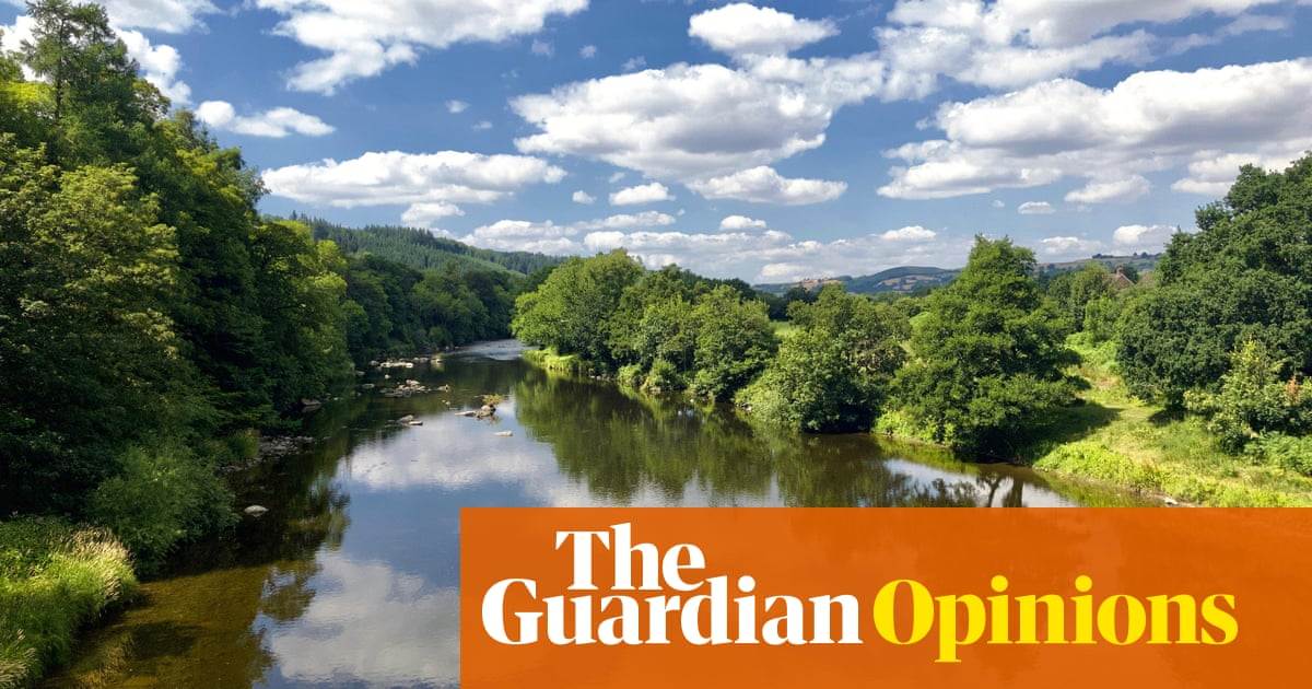 Britain's rivers are suffocating to death