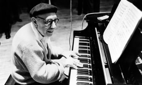 Home listening: a good week for Stravinsky