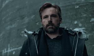 Ben Affleck in Justice League.