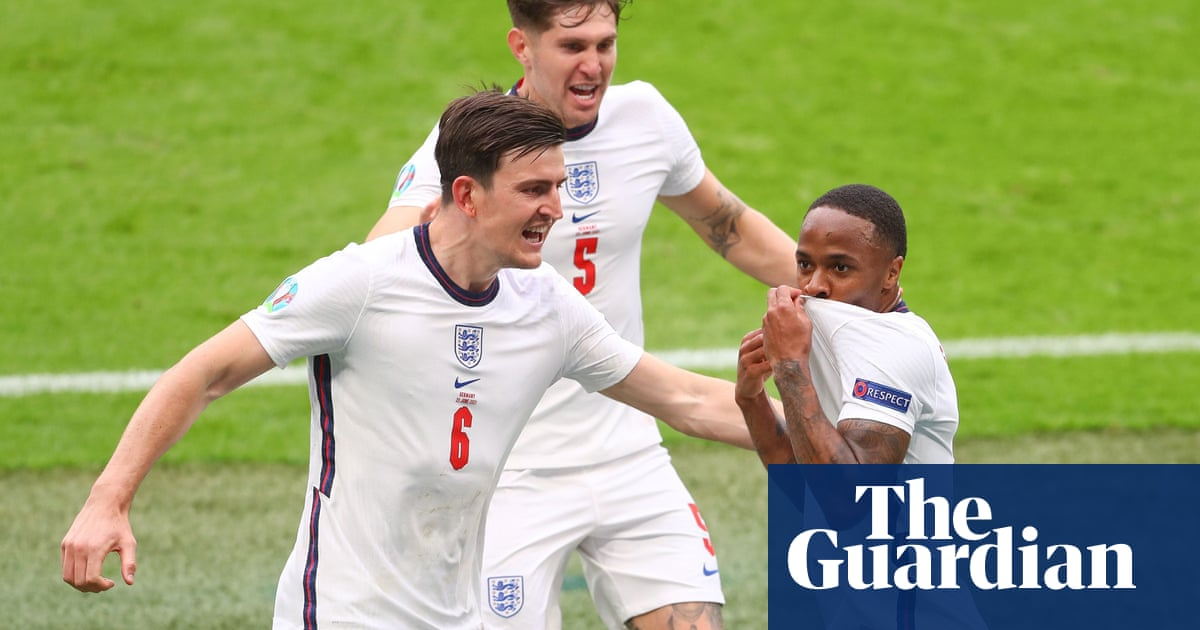 Harry Maguire proud of recovery from tough times to key role in Euro 2020