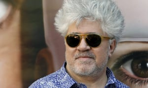 Pedro Almodóvar in Madrid