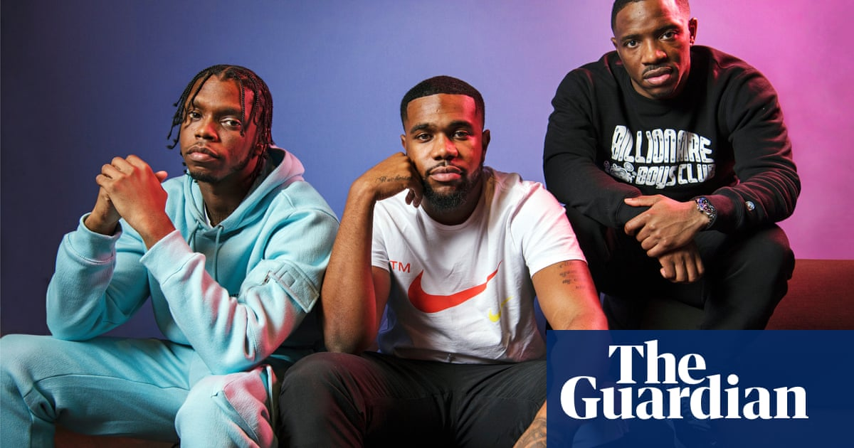 'We see trauma and act like it's normal': Krept & Konan and Ramz open up on mental health