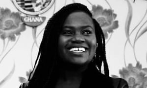 Mary Agyeiwaa Agyapong, a NHS nurse who died on Sunday at Luton and Dunstable University hospital.