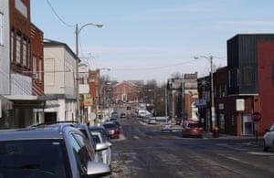 Marceline, Missouri, population 2,350.