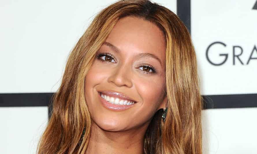 Not involved … Beyoncé.