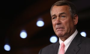 John Boehner says he will ensure that a government shutdown does not occur.