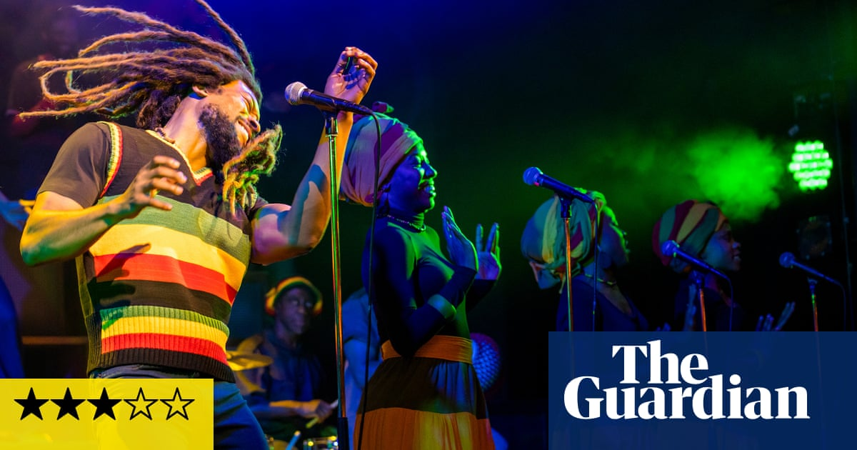 Get Up, Stand Up! The Bob Marley Musical review – a powerful spirit