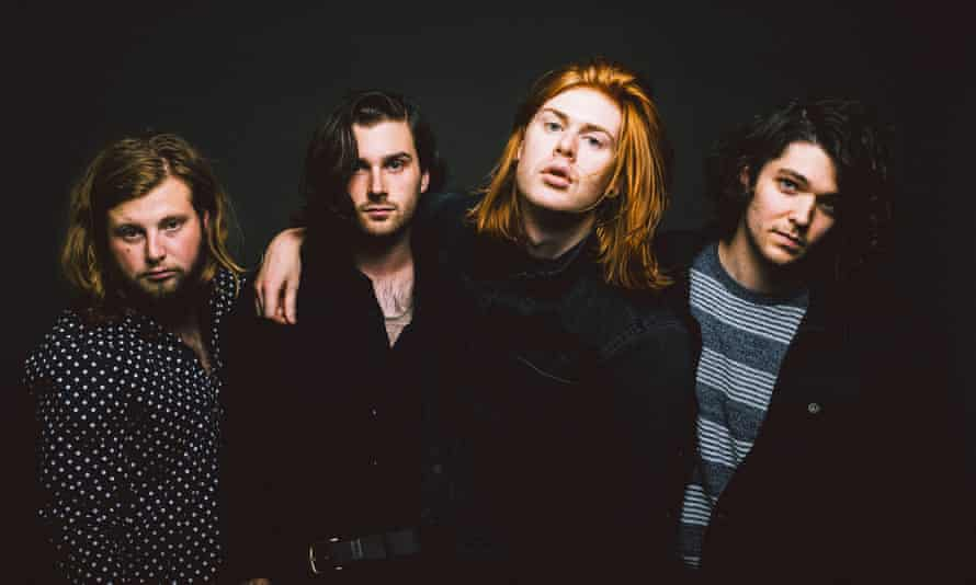 Catchy … the Amazons.