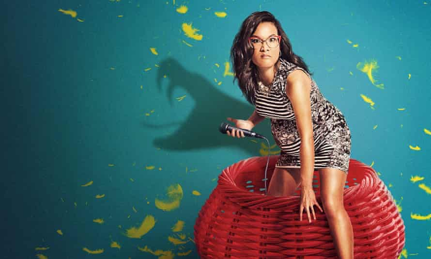 Ali Wong: 'When I planned it in my first trimester I had no idea how I'd look or feel in my third'.