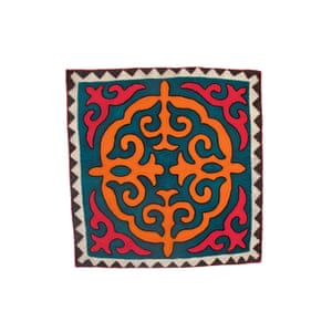 Felt rug, £295, feltrugs.co.uk