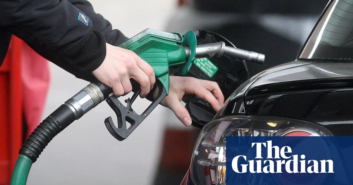 UK inflation driven up by rising cost of petrol and clothes