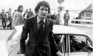 Norman Scott in 1979