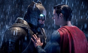 'Martha?' ... Batman v Superman: Dawn of Justice