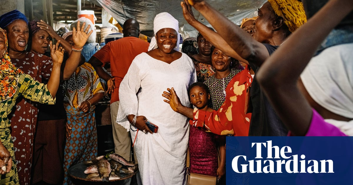 The Nigerian fish market where gods and commerce meet