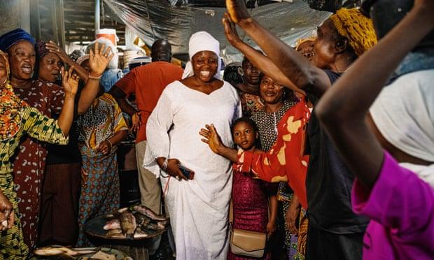 theguardian.com - Emmanuel Akinwotu - The Nigerian fish market where gods and commerce meet