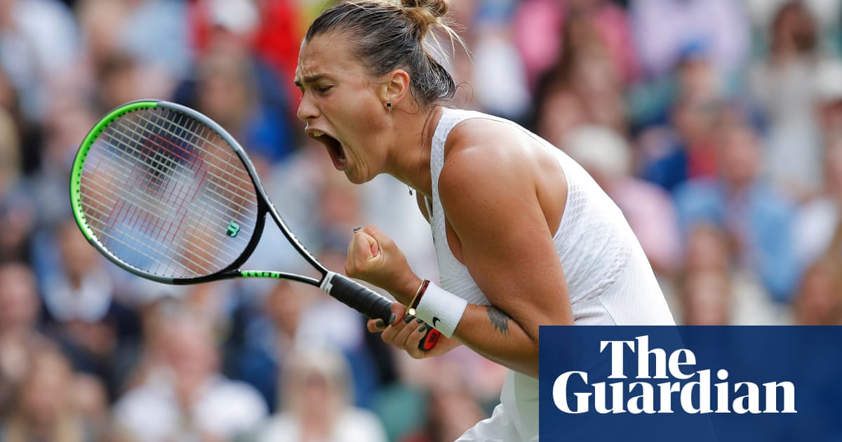Katie Boulter out of Wimbledon after epic tussle with Aryna Sabalenka