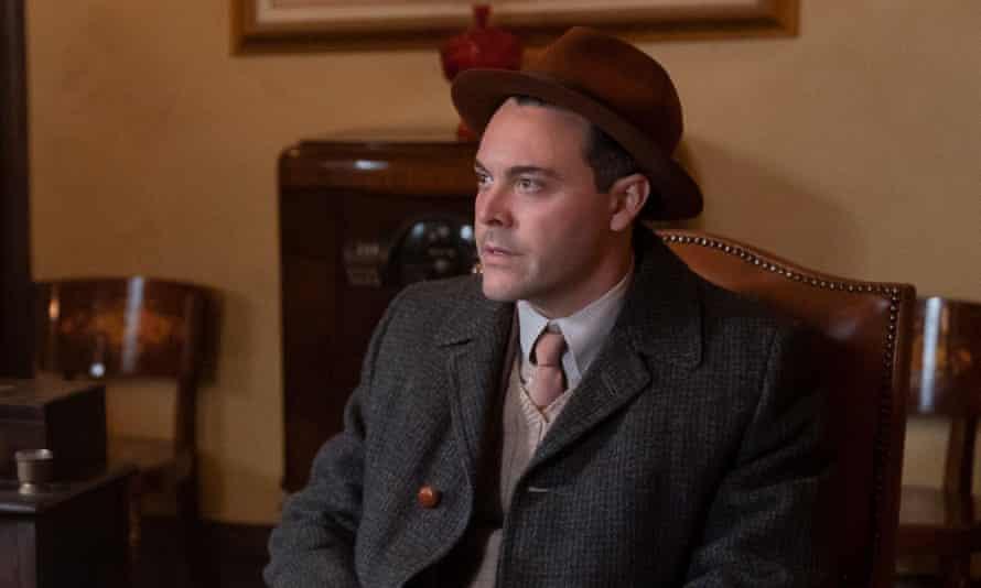 Fargo's Odis (Jack Huston), who lives with OCD.