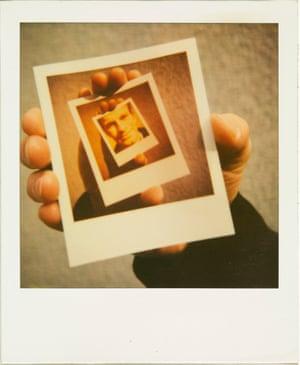 An Escher-style Polaroid in a Polaroid in a Polaroid –Polaroid: The Magic Material by Florian Kaps