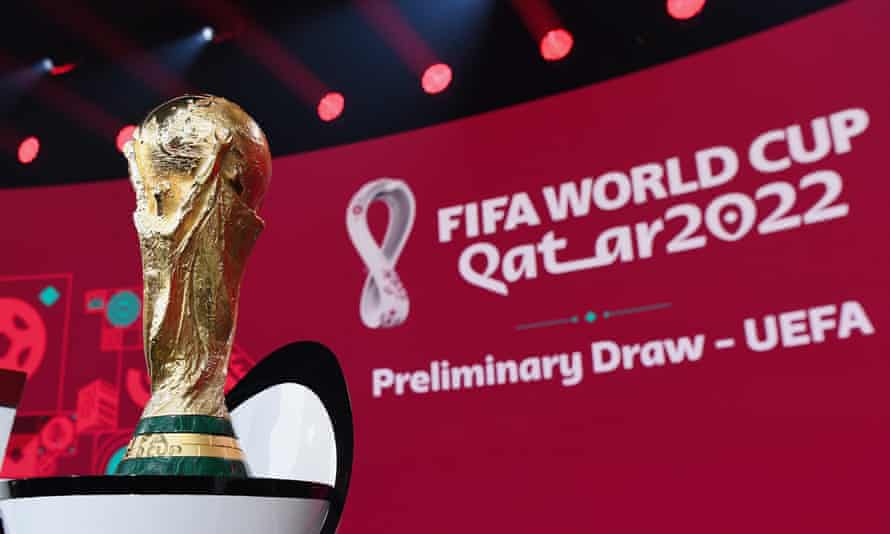 The 2022 World Cup will take place in Qatar, who won the bid for the finals tournament in 2010.