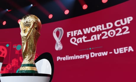 World Cup qualifying draw: England play Poland as Wales again face Belgium