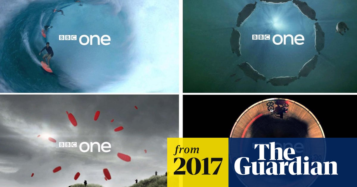 BBC1's idents get a makeover by photographer Martin Parr