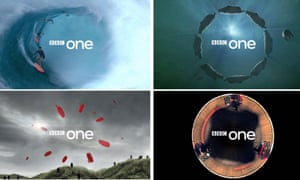 The BBC1 idents which launched in 2006.